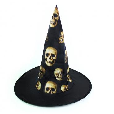 Rappa Klobouk pro dospělé čarodějnice/Halloween