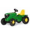ROLLYTOYS 601066 Šlapací traktor Farmtrac John Deere 6210
