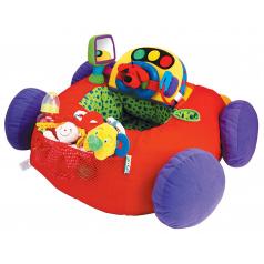 """K´s Kids Velké látkové elektronické auto """"go go"""""""