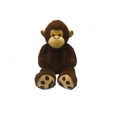 Mac Toys Opice plyšová 100 cm