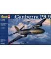 Revell model Revell 04281 letadlo BAC Canberra PR.9