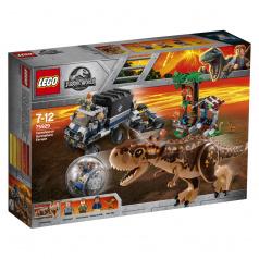 LEGO® Jurassic World™ 75929 Útěk Carnotaura z Gyrosféry