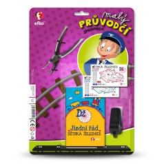 EFKO dětská hrací sada Malý průvodčí karta
