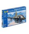 Revell Plastic ModelKit letadlo 04893 - Mirage 2000D (1:72)