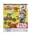 Hasbro Play Doh modelína STAR WARS VOZIDLA DVOJBALENÍ B0001