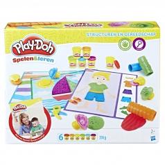 Play Doh Textury & Nástroje