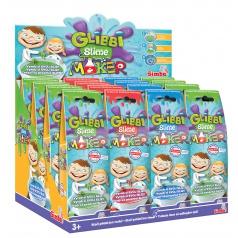 Simba Glibbi Slime Maker, assort 3 druhy
