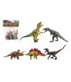 Teddies Dinosaurus plast 15-18cm 5ks v sáčku