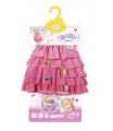Zapf Creation BABY born® Letní šatičky s barevnou čelenkou