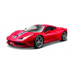 Bburago 1:18 Ferrari 458 Speciale Red
