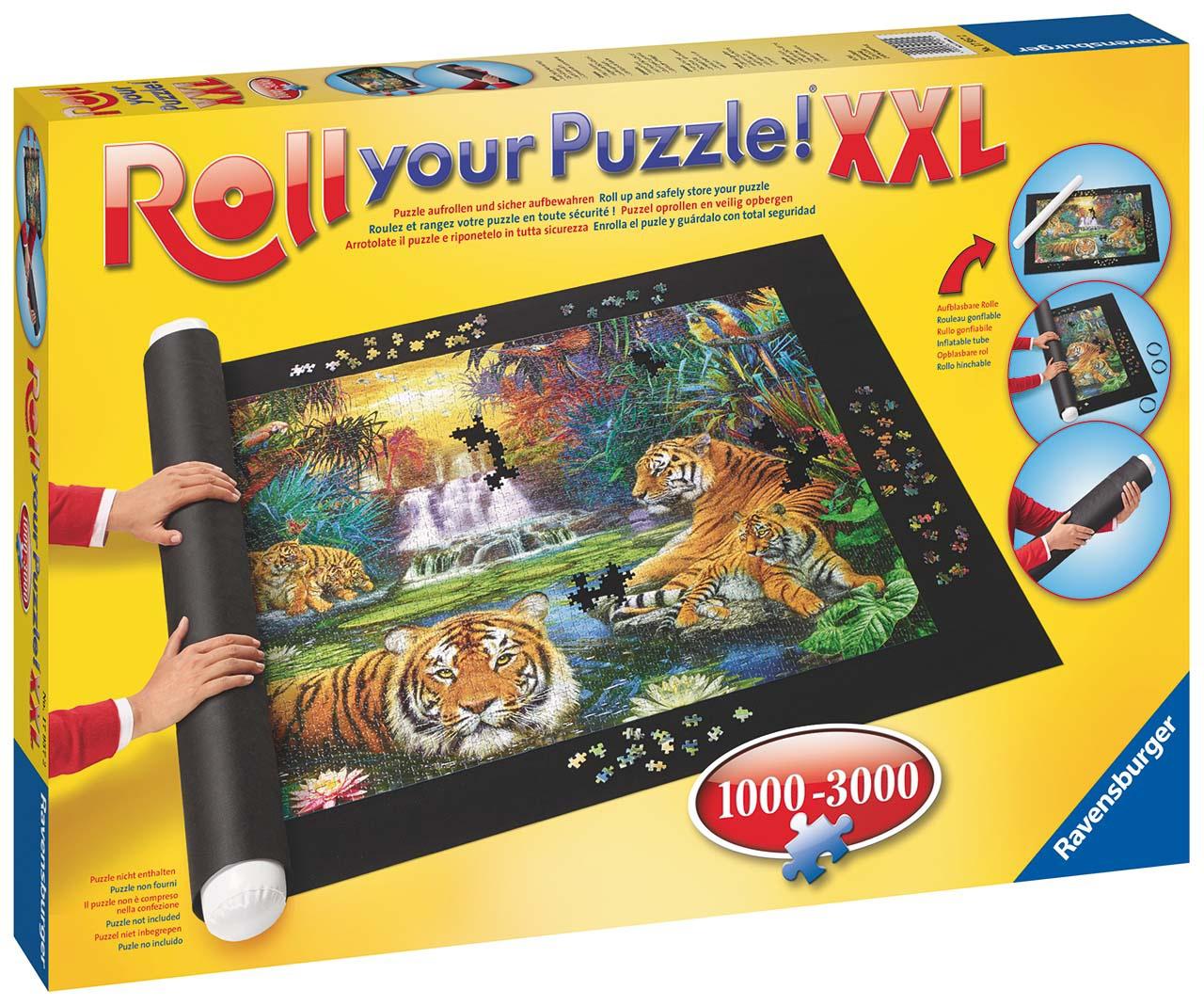 Ravensburger podložka na puzzle Sroluj si svoje Puzzle! XXL 1000-3000 dílků