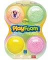 PEXI PlayFoam Boule 4pack-Třpytivé