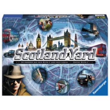 Ravensburger Scotland Yard - hra