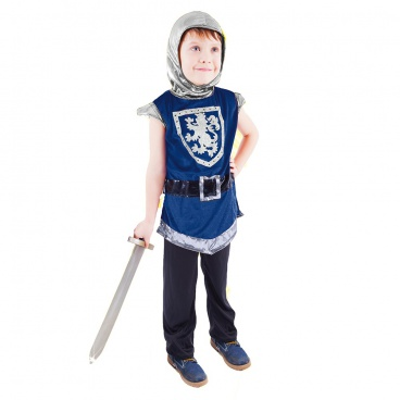 Dětský karnevalový kostým rytíř vel. M