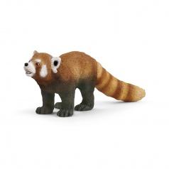 Schleich 14833 Zvířátko - panda červená