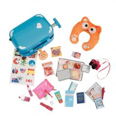 Our Generation Cestovní kufr s příslušenstvím