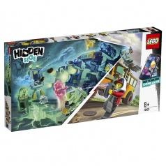LEGO  Hidden Side 70423 Paranormálny autobus 3000