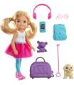 Mattel Barbie CHELSEA CESTOVATELKA FWV20