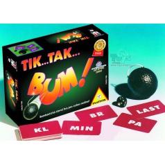 PIATNIK hra Tik Tak Bum !