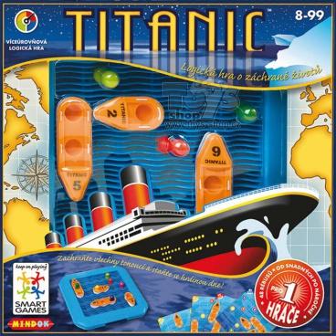 Mindok SMART - Titanic hra