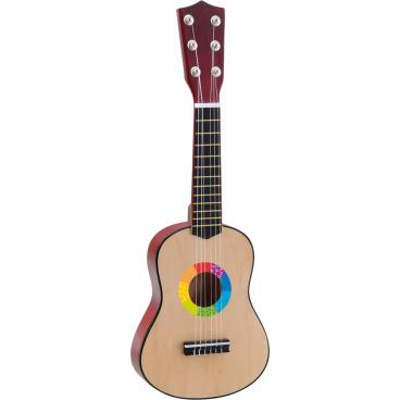 Woody dětská dřevěná Kytara