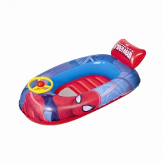 Bestway Nafukovací malý člun - Spiderman, 112x70 cm