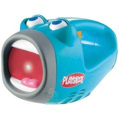 Hasbro PLAYSKOOL mluvící baterka-jazyk polský