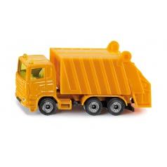 SIKU Blister - Vozidlo na odvoz odpadu