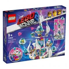 """Lego 70838 THE LEGO® MOVIE 2™""""Hrozivý"""" vesmírný palác královny Libovůle"""