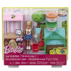 Mattel Barbie CHELSEA ZAHRADNICE HERNÍ SET FRH75