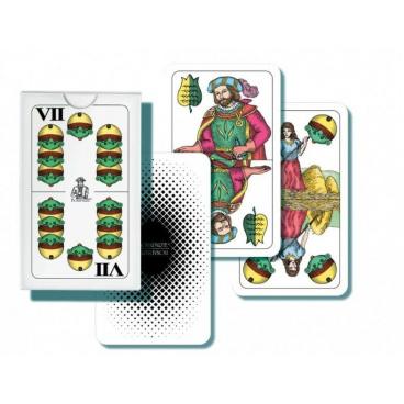 Bonaparte Mariáš dvouhlavý společenská hra karty v papírové  krabičce