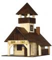 Walachia dřevěná stavebnice - Turistická bouda