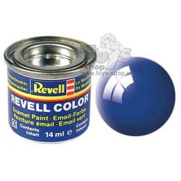 Revell emailová barva 32152 lesklá modrá