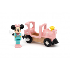 Brio Disney and Friends Lokomotiva Myšky Minnie