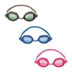 Bestway Plavecké brýle - mix 3 barvy (růžová, modrá, šedá)