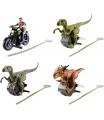 Mattel Jurassic World LOVCI DINOSAURŮ ASST různé druhy
