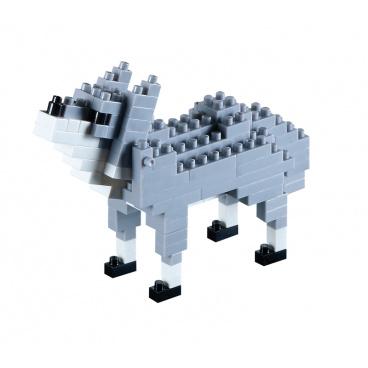Brixies stavebnice Vlk