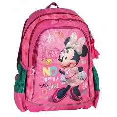 PASO Školní batoh tříkomorový Minnie