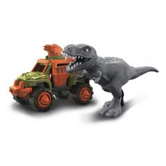 Nikko Truck a dinosaurus