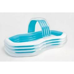 Intex Bazén dětský s tryskou nafukovací 310x188x130 cm 3+