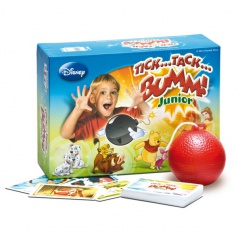 Piatnik hra Tik Tak Bum Junior WD