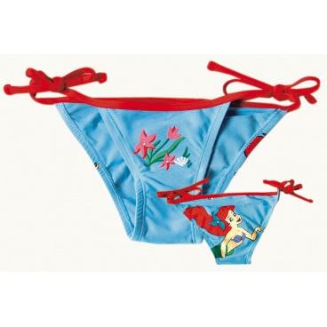 """Dívčí Baby plavky """"Princess Ariel"""" tyrkysové, 12 měs.. #12 měs."""