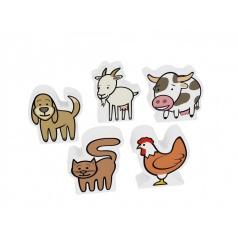 Millaminis ZVÍŘATKA DOMÁCÍ 2 - kráva