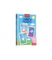 Trefl Černý Petr Prasátko Peppa/Peppa Pig společenská hra - karty v krabičce 6x9x1cm