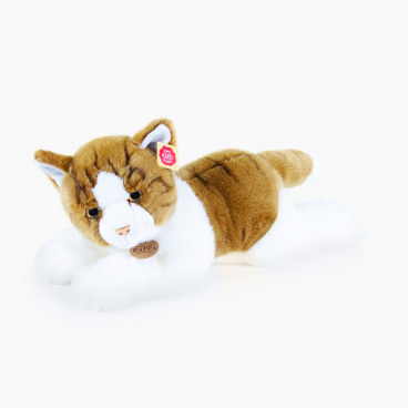 Rappa Plyšová kočka ležící 50 cm