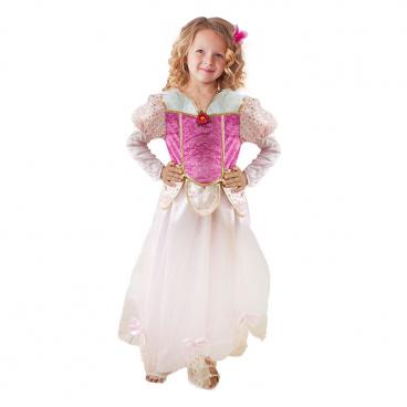 Rappa karnevalový kostým princezna Květinka