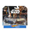 Mattel Hot Wheels STAR WARS 2KS ANGLIČÁK ASST DXP94