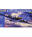 Revell 04279 model letadlo B-17F Mephis Belle