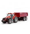 Rappa Traktor s vlečkou 39 cm