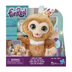 Hasbro FurReal Friends Nemocná opička
